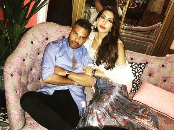 Karisma Kapoor's ex-husband Sunjay Kapoor and his wife Priya Sachdev are enjoying their newly married life and Priya shared a few pictures with him on her Instagram handle. Priya Sachdev, who was previously married to hotelier Vikram Charwal, gave love another chance and is now happy...
