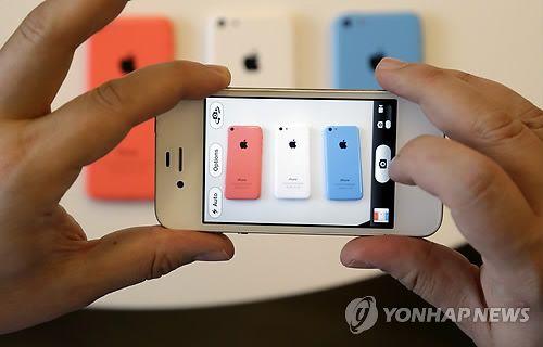 카메라 셔터 소리 싫어서…아이폰 해외 직구매 는다 | 연합뉴스
