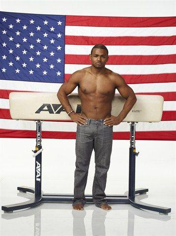 John Orozco. 1 reason I'm watching Men's Gymnastics. #USA