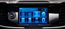2014 Honda Accord Entertainment center includes Pandora...