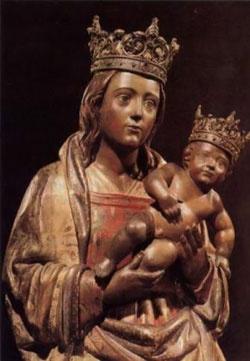 Virgen de la Almudena, Patrona de Madrid
