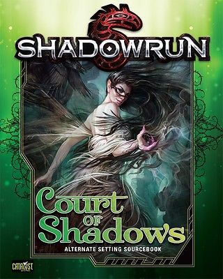 Other Role Playing Games 1183: Shadowrun Rpg: Court Of Shadows Cyt 27009 -> BUY IT NOW ONLY: $37.61 on eBay!