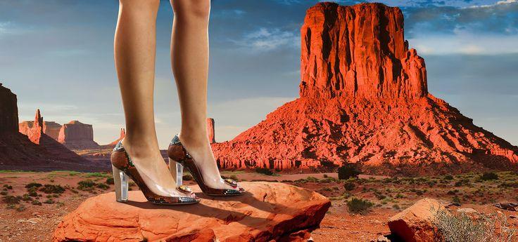 #Magrit ¿Un viaje inesperado?  http://www.magrit.es/softpython  PAMELA: #PeepToe nuevo tacón para conquistar nuevos horizontes. #SWAROVSKI ELEMENTS  AMANDA: #Alpargata corte abierto, forradas en el interior, con suela y planta interior, cómodas y resistentes para conquistar nuevos paraísos. #traditionofSpain  LISA: #kittenheel de punta fina, la altura ideal para conquistar cualquier entorno. ---------------------------------------- An unexpected trip?    http://www.magrit.es/softpyt
