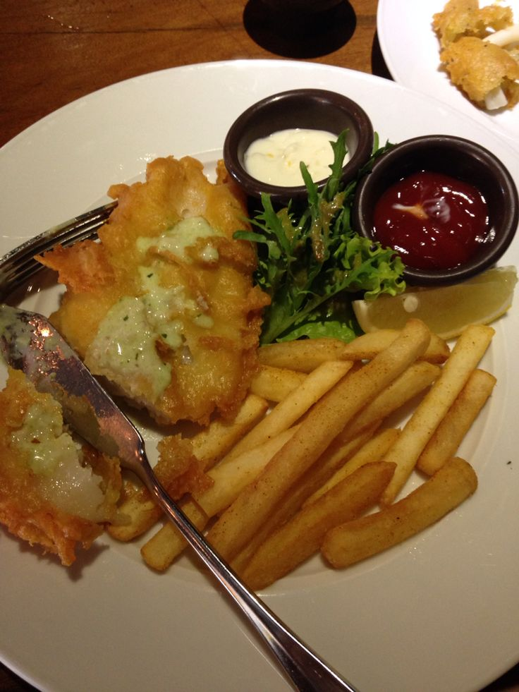 Lite Dory Fish at Manhattan Fish Market Kuta