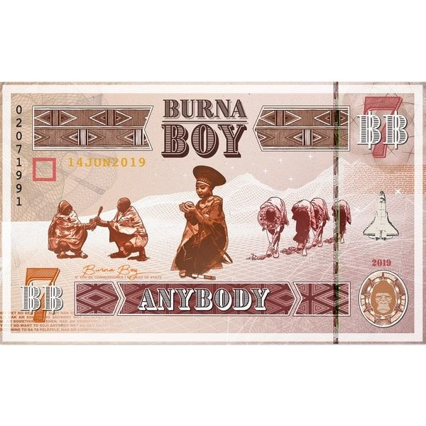 Audio Burna Boy Anybody Mp3 Download Songs News Songs Boys