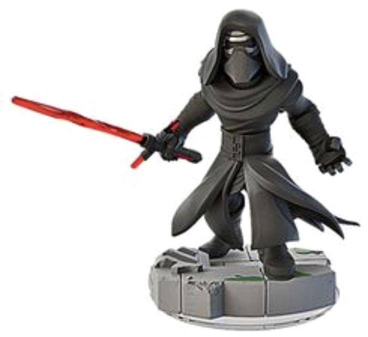 Disney Infinity 3.0 New Star Wars Kylo Ren Figure  | eBay