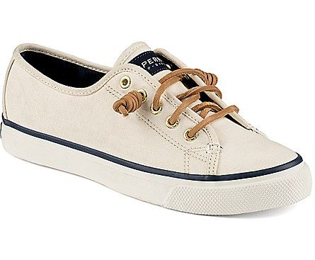 Seacoast Canvas Sneaker, Ivory Canvas
