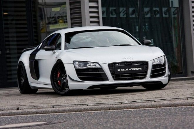 Audi R8 tuning by WheelsAndMore