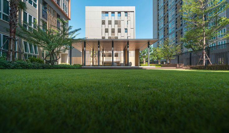 The Key Sathorn – Ratchapreuk by XSiTE Design Studio 20 « Landscape Architecture Works | Landezine