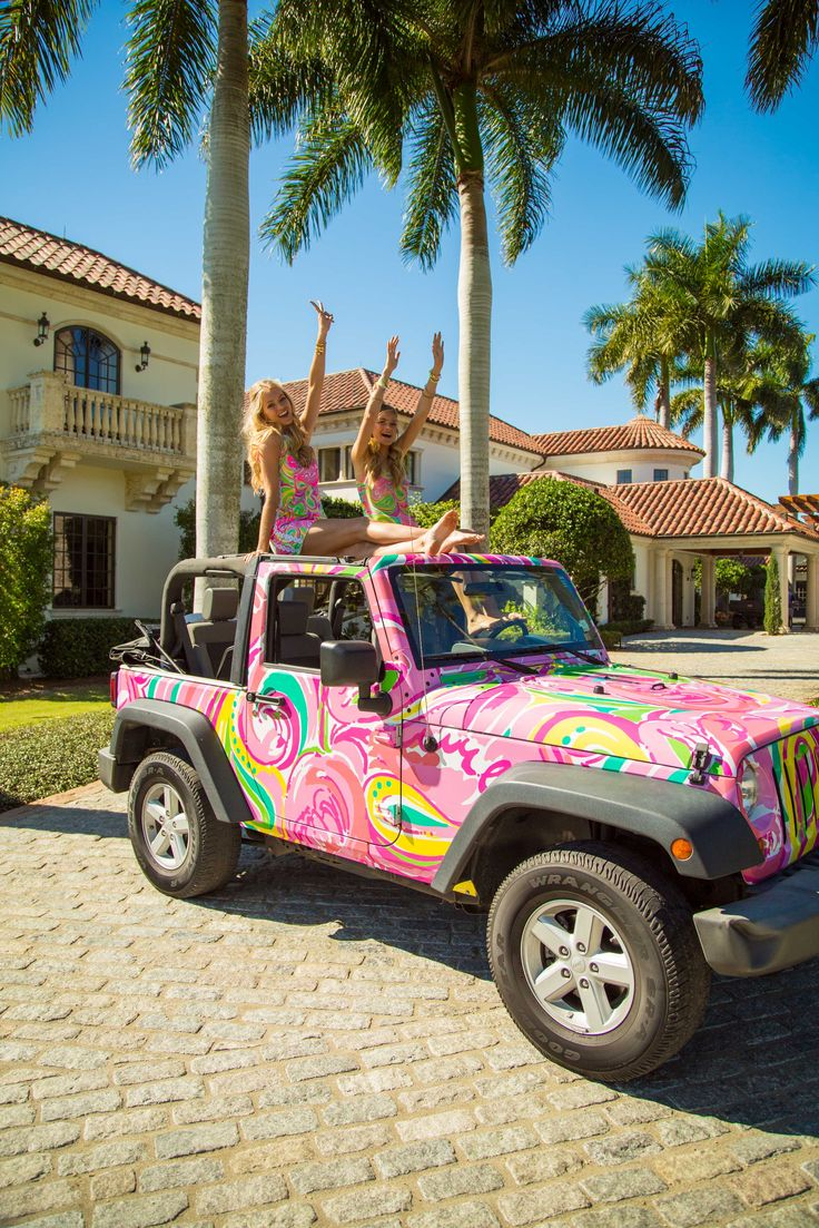 Girls Having Fun in Jeep ♥ App for Jeep ★ Jeep Warning Lights guide, is now in App Store