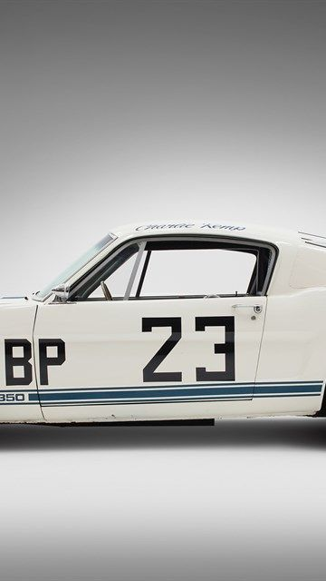 Ford Mustang Shelby Gt350 Muscle Cars 1967 Cars Side View Shelby