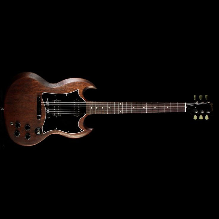 2016 Gibson SG Special Faded Electric Guitar Worn Brown | The Music Zoo