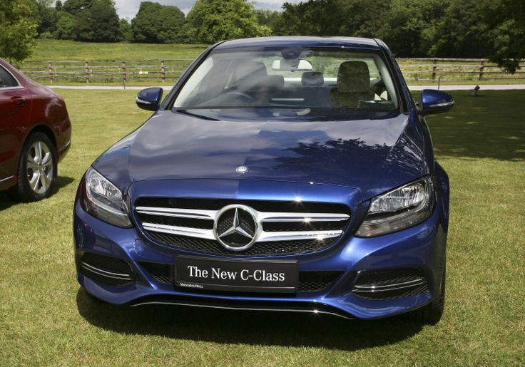 The C-Class launch at Castlemartyr Resort June 2014