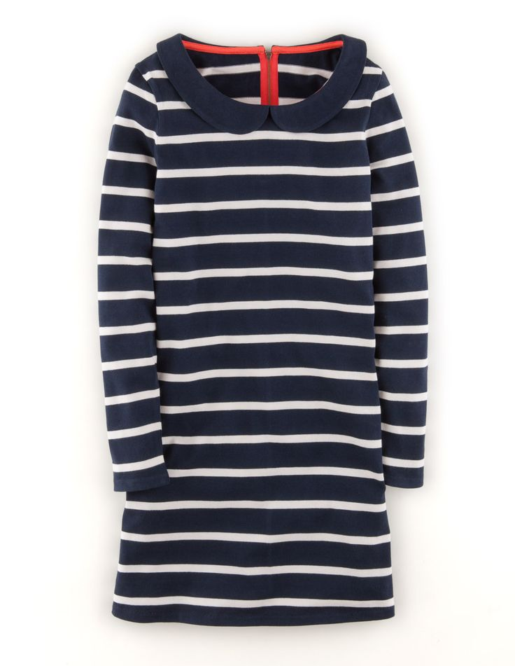 Shop our Collared Breton Tunic with 15% off and free delivery using the code PIN1 (UK) or PIN2 (US) #Boden #AW14