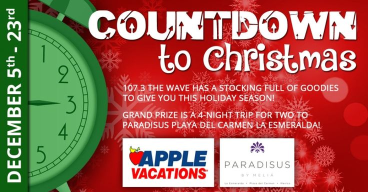 Thank  you to everyone who participated and won great prizes with our #CountdowntoChristmas @app