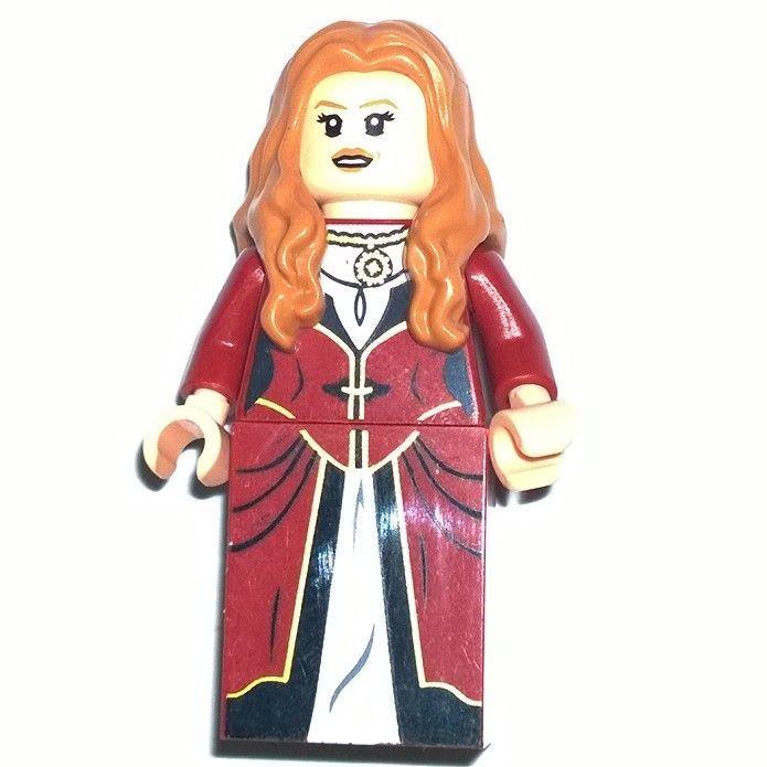 Custom Designed Minifigure Zombie Bride /& Groom Printed On LEGO Parts