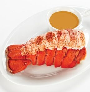 North Atlantic Lobster Tail