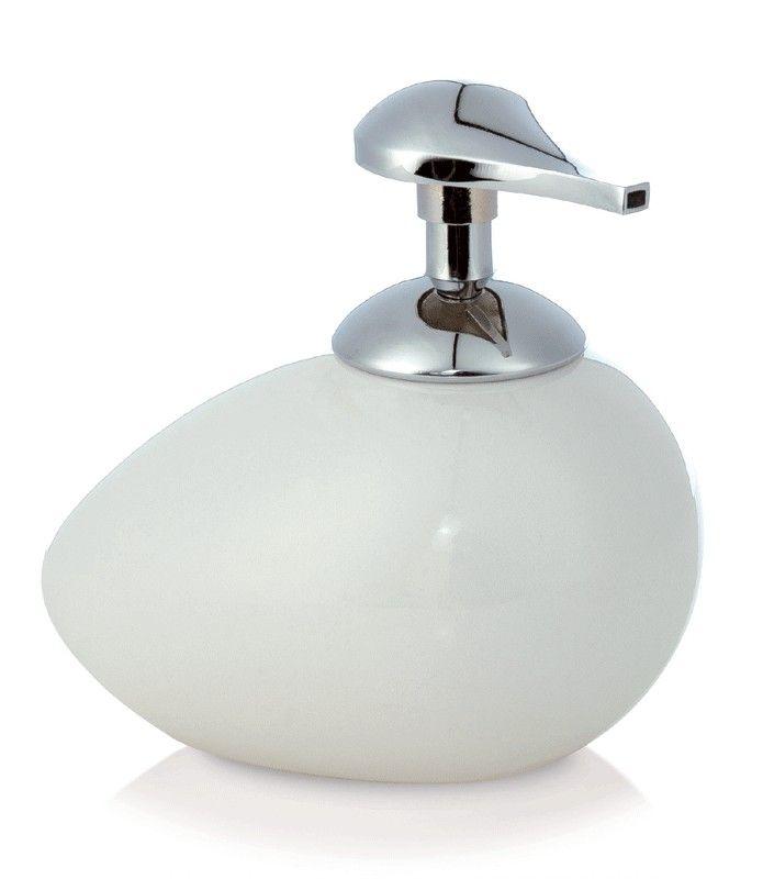 Möve White Porcelain såpedispenser