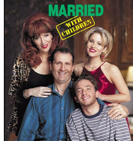 Married with children!