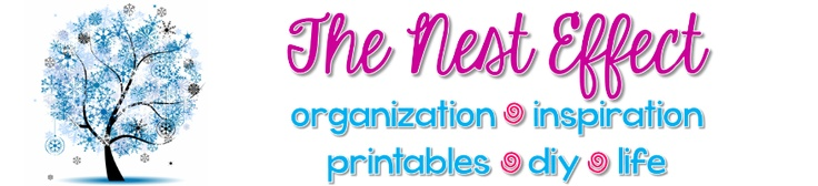 The Nest Effect - check out her free printables! They are really excellent. She also has an ETSY shop with a ton of printables that are super cool.