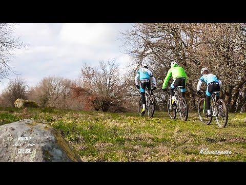 Erik Brachet est un amoureux du VTT, sport qu'il a découvert en Creuse lorsqu'il est arrivé dans les Monts de Guéret il y a pas mal d'années maintenant...