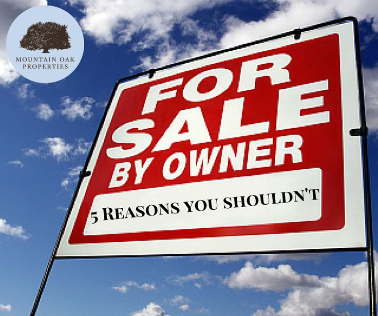 When selling your house, many homeowners may decide to not use the assistance of a real estate professional. Owners know this as For Sale By Owner or FSBO in the real estate industry. We think that FSBO is not the best choice for most homeowners when you factor in the following things…