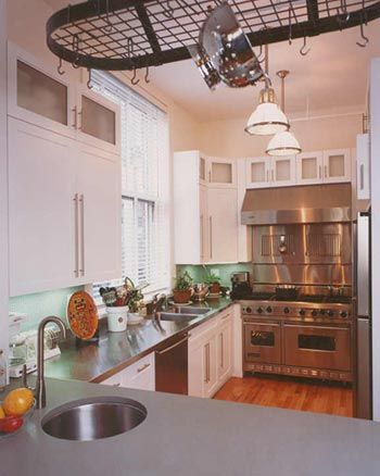 Impressive Kosher Kitchen With Amazing Stove