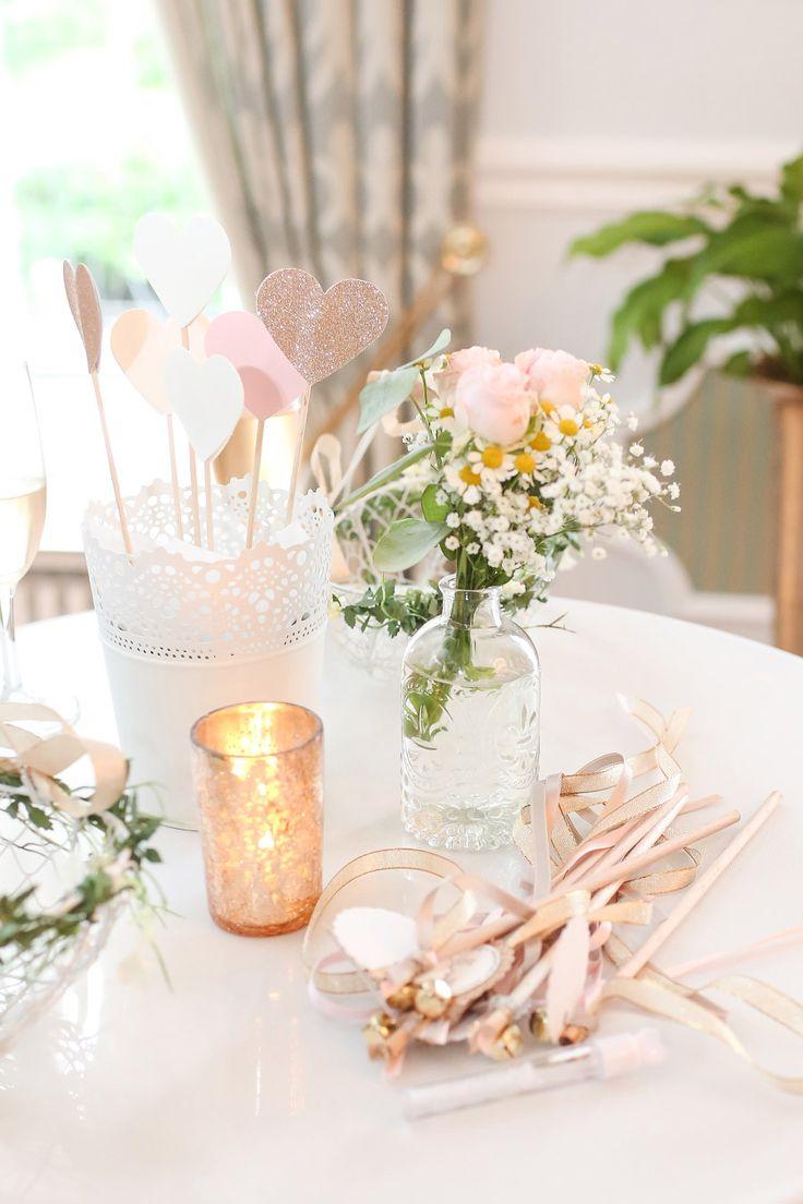 Wedding Wands bei der Hochzeit  Foto: Marco Hüther