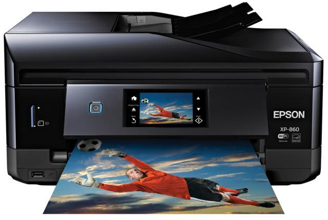 Exceptional Photos with Epson's Expression Photo XP-860 Small-in-One
