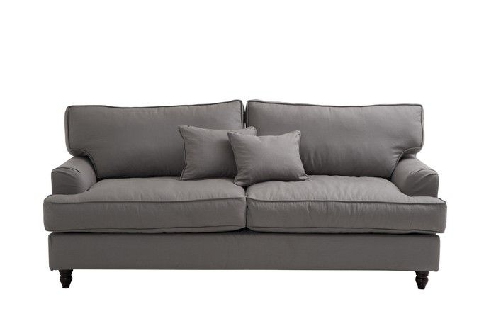 Seville 3 Seater Sofa - Products - 1825 interiors