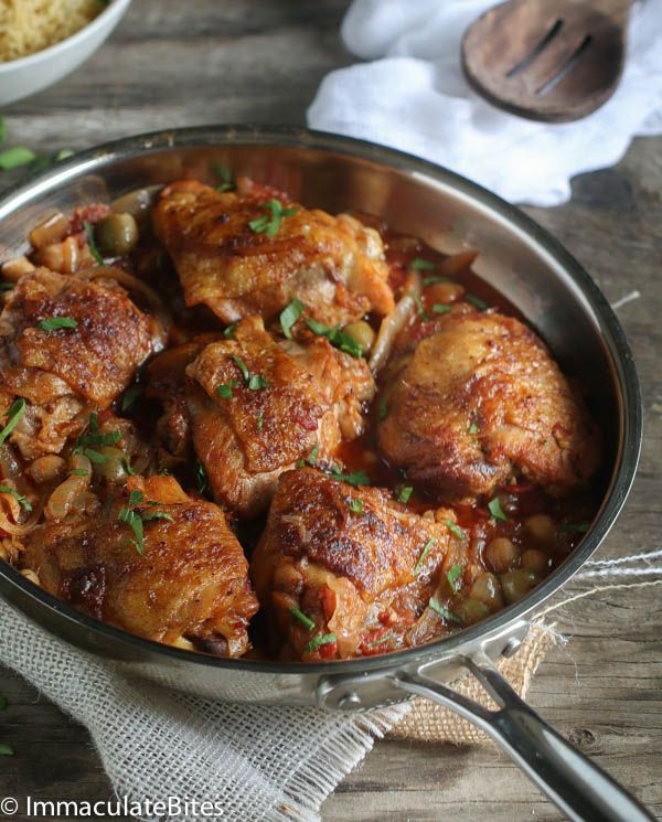 1000+ Ideas About Chicken Thighs On Pinterest