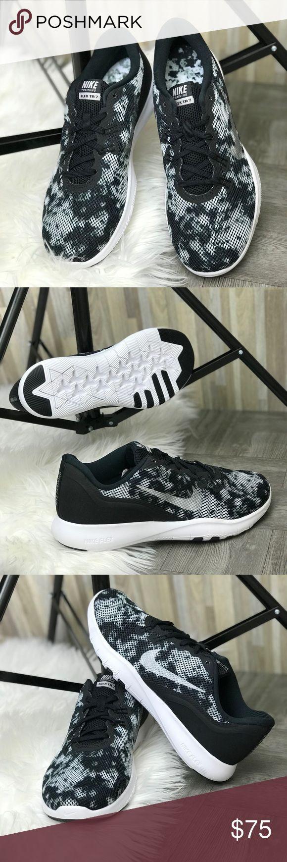 NWT Nike Flex Trainer 7 PRINT WMNS