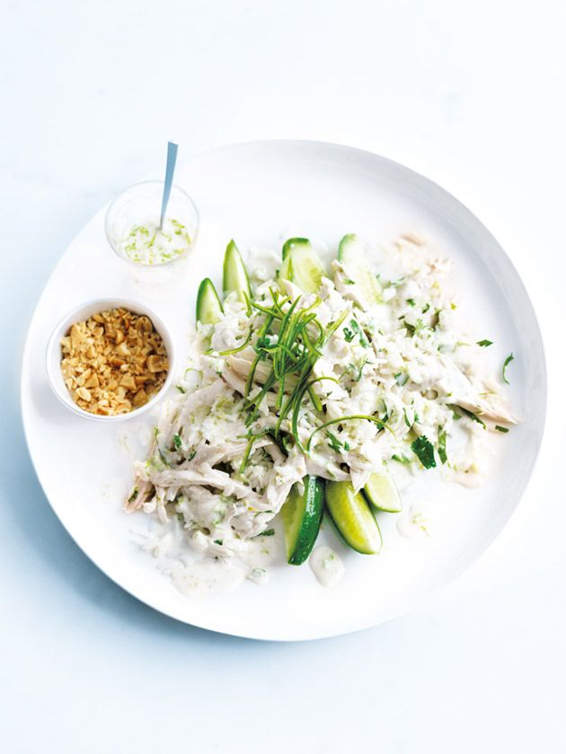 Coconut Rice And Chicken Salad | Donna Hay