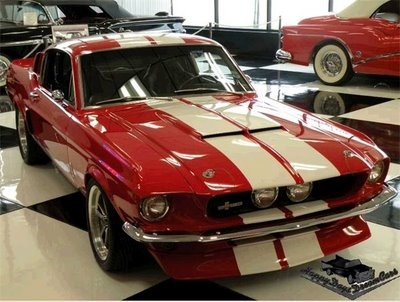 1967 FORD MUSTANG SHELBY GT 500