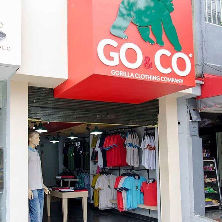 Este fin de semana visita nuestra tienda en Laureles en Medellín. Tenemos muchas opciones para ti #Pantalones #Polos #T-Shirts.  TIENDAS: Laureles: Avenida Jardín, Cra 73 # Circular 1 – 15 Envigado: Calle 30 sur # 45- 20 Guayabal: Cra 52 # 29 A 111 Centro Mercantil Bucaramanga: Cra 36 #41-47 local 2  #BeGoCo #Casualwear #Style #MenCollection #menstyleguide #polos #mensfashion #mensclothing #stylegram #fashiongram #algodón #cotton #hechoencolombia