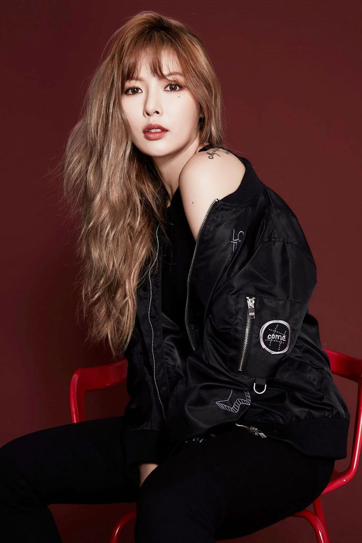 """kpophqpictures: """""""" [HQ] Hyuna for CLRIDE.n F/W 2016 1500x2250 """" """""""