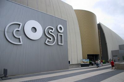 COSI: Center of Science and Industry, Columbus, Ohio