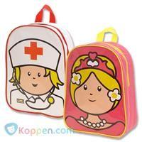 Rugzak beroepen meisjes - Koppen.com