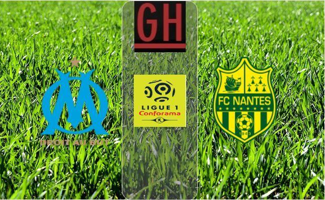 Marseille 1 3 Nantes Ligue 1 Conforama 2019 2020 Footballgh Org In 2020 Soccer Highlights Soccer Highlights Videos Soccer Gifs