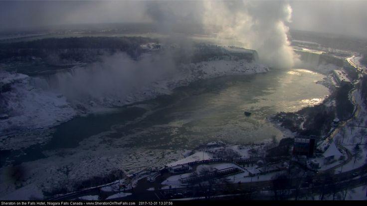 Webcam Chutes Niagara 02 - Niagara Falls :::: 31-12-2017