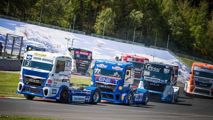 Truck Race Trophy 2017 am Red Bull Ring