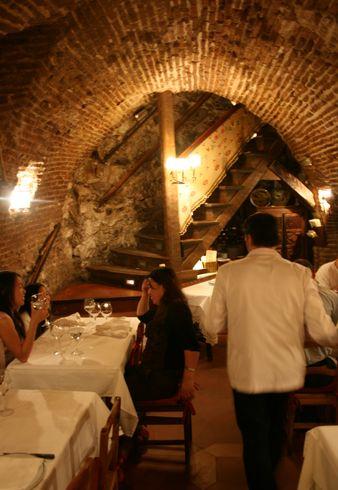Restaurante Botin, The Oldest Restaurant in the World Madrid  Spain