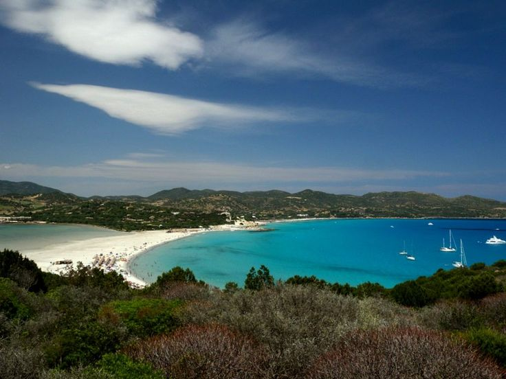 Villasimius beach - Sardinia