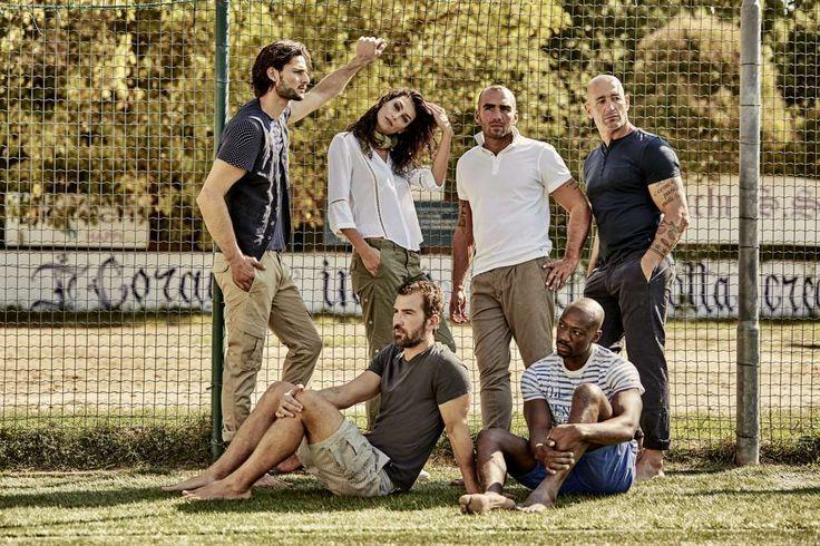 Finalmente, ecco i nostri ragazzi #40weft #primavera2017 #estate2017 #abbigliamentouomo  #abbigliamentodonna