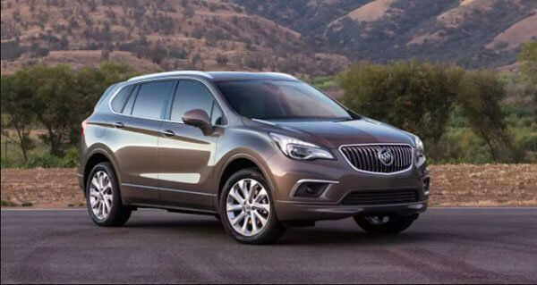 2020 Buick Envision Owners Manual Buick Envision Buick New Cars