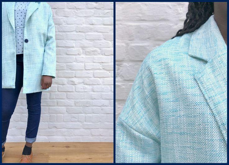 Dat de eerste  Vilette uit La Maison Victor  een vervolg zou krijgen was snel duidelijk. Dochter 2 kan namelijk wel een jas voor de komende...