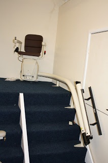 1000 images about stair lifts on pinterest mobiles for 2 story wheelchair lift