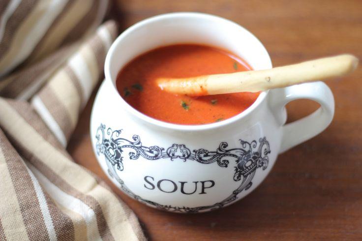 Tomato & Beetroot Soup Recipe