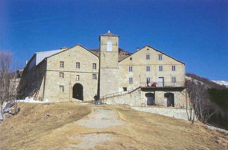 San Pellegrino in Alpe - Lucca-