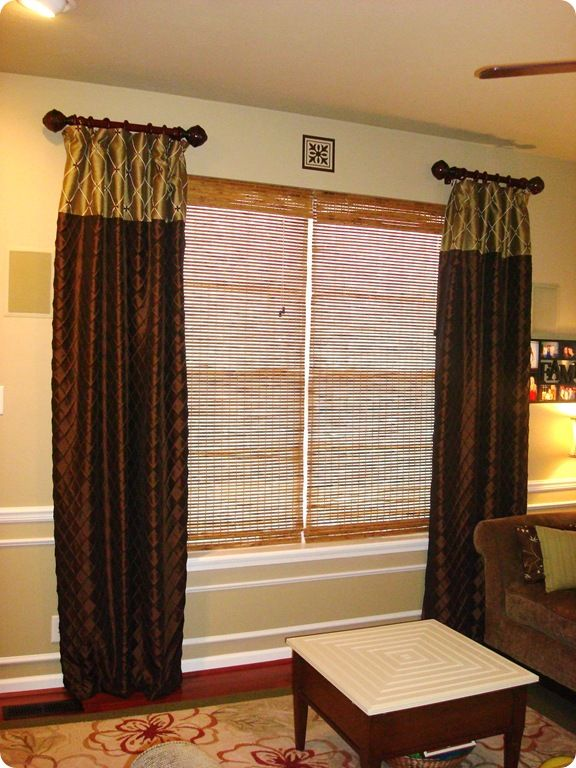 Best 25 Short curtain rods ideas on Pinterest  Shower